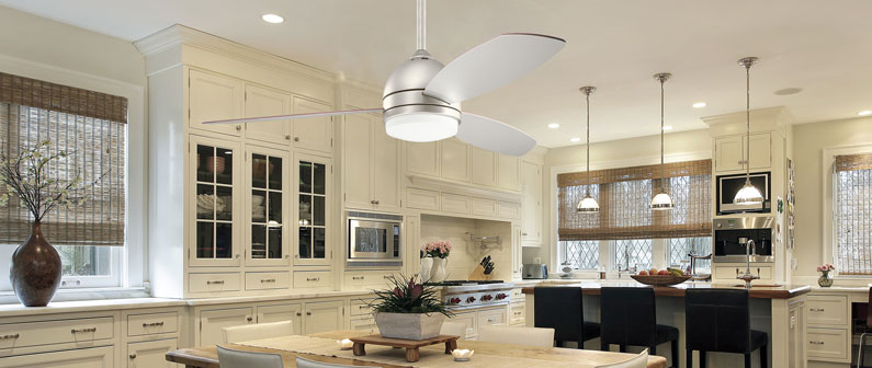 Shop For Ceiling Fans Choosing A Fan Lightstyle Of Orlando - Ceiling fans with lights for living room
