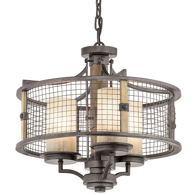 Relax with beautiful lighting from the ahrendale collection