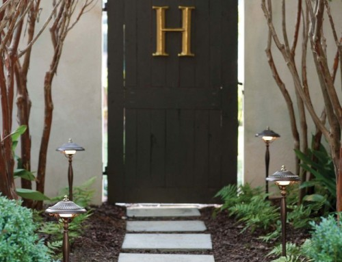 Beautify Your Landscaping with the Right Accent Lighting