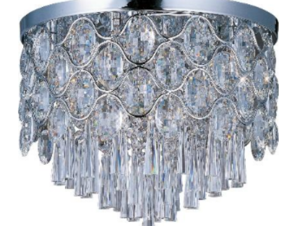 3 ways to use flush mount lighting that is anything but standard